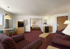 北奧斯汀速8酒店 - 奧斯汀 - 臥室