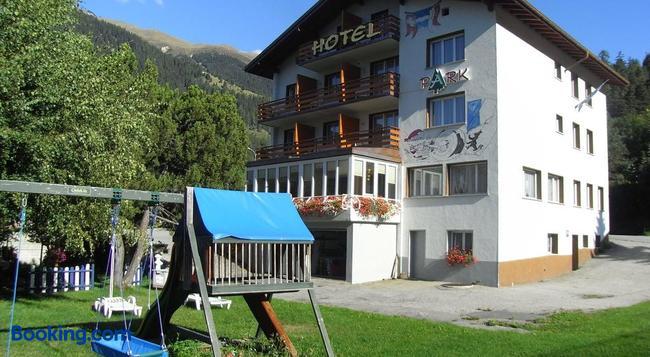 Hotel Park - Fiesch - 建築