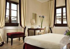 卡爾澤沃里FH酒店 - 佛羅倫斯 - 臥室