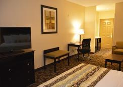 貝斯特韋斯特霍比機場酒店 - 休斯頓 - 臥室