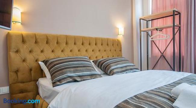 Newway Apartments - 伊斯坦堡 - 臥室