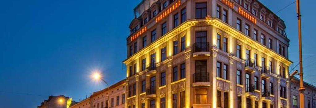 Panorama Hotel - 利沃夫 - 建築