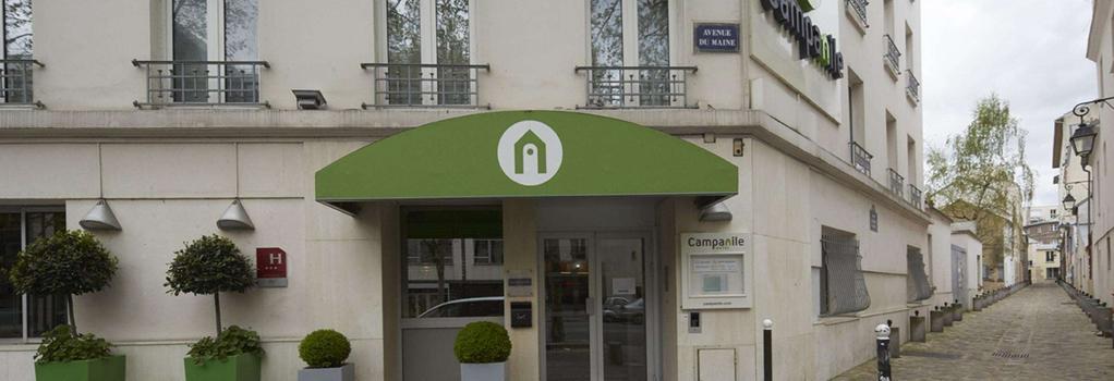 Hotel Campanile Paris 14 Maine Montparnasse - 巴黎 - 建築