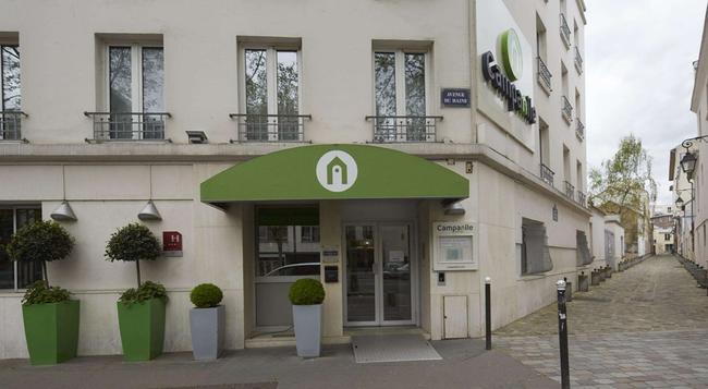 Campanile Paris 14 - Maine Montparnasse - 巴黎 - 建築