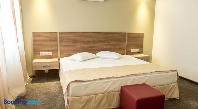 Calipso Hotel - 索非亞 - 臥室