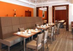 萊比錫市中心最佳西方酒店 - 萊比錫 - 餐廳
