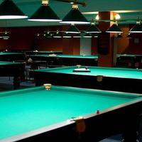 Salute Hotel billiard