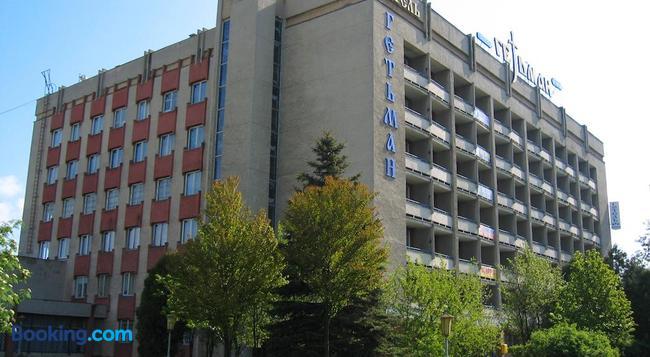 Hetman Hotel - 利沃夫 - 建築
