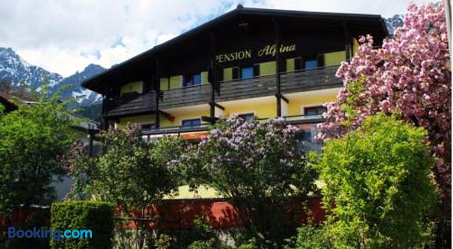 Café Pension Alpina - 因斯布魯克 - 建築