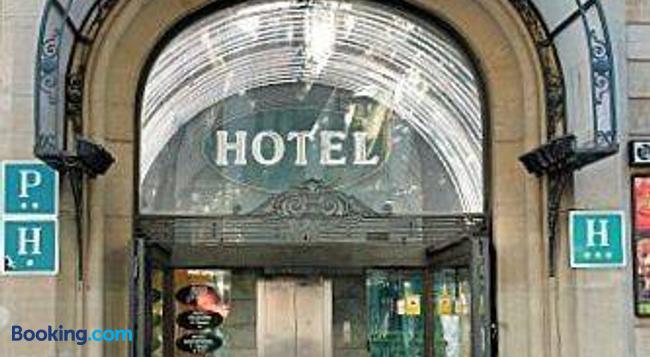 Hotel Toledano Ramblas - 巴塞羅那 - 建築