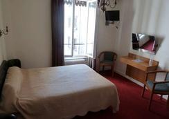 埃爾德酒店 - 里昂 - 臥室
