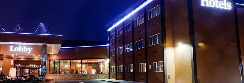 Coast Lethbridge Hotel & Conference Centre - Lethbridge - 建築