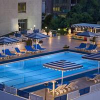 Best Western Plus Khan Hotel Outdoor Swimming Pool
