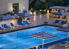 客安貝斯特韋斯特酒店 - 安塔利亞 - 游泳池