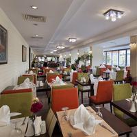 Best Western Plus Khan Hotel Dining Area