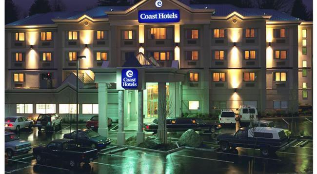 Coast Abbotsford Hotel & Suites - 阿波斯福 - 建築