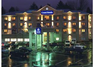 阿伯茨福德海岸套房酒店