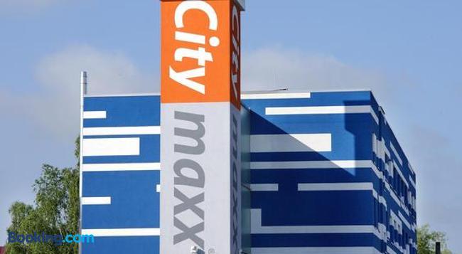 Hotel Citymaxx - 羅斯托克 - 建築