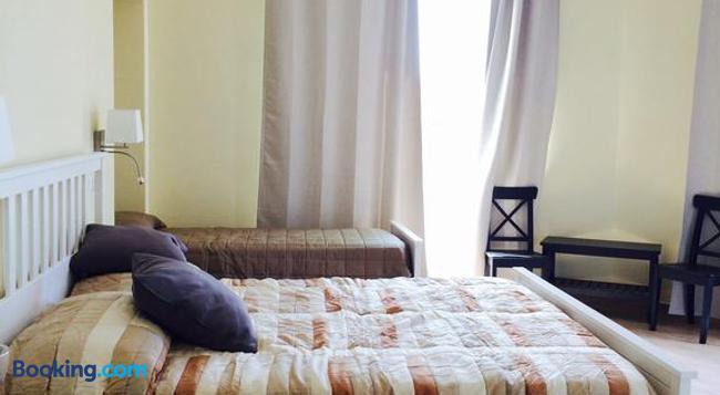Serventi Longhi Rooms - 羅馬 - 臥室
