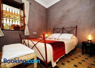 哈達摩洛哥傳統庭院旅館