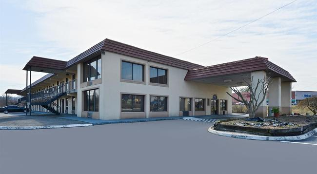 Americas Best Value Inn - 諾克斯維爾 - 建築
