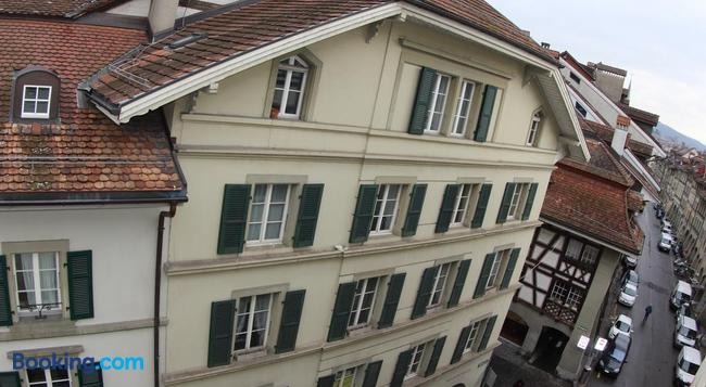Bern Backpackers Hotel Glocke - 伯爾尼 - 建築