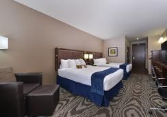 貝斯特韋斯特威利斯頓套房酒店 - Williston - 臥室