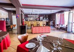 阿爾塔蒙特西酒店 - 蒙特哥貝 - 餐廳