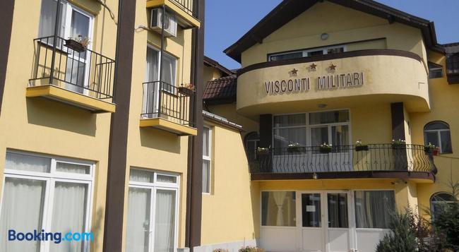 Visconti Militari - Bucharest - 建築