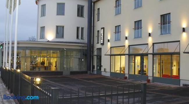 Hotel Helmi - Turku - 建築