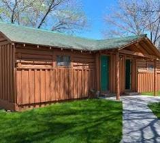 Buffalo Bill Village Cabins