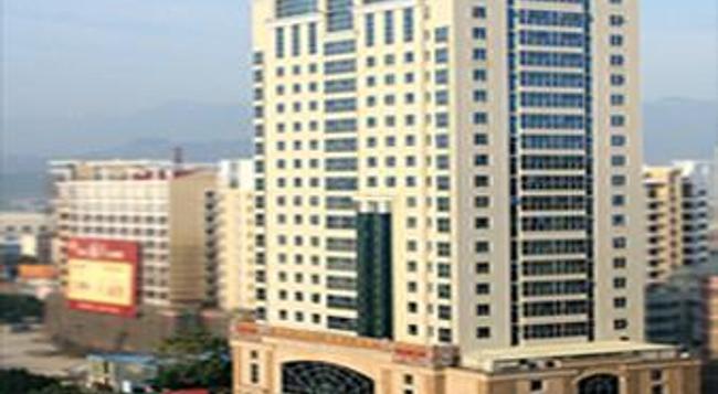 Days Hotel Jindu Fuzhou - 福州 - 建築