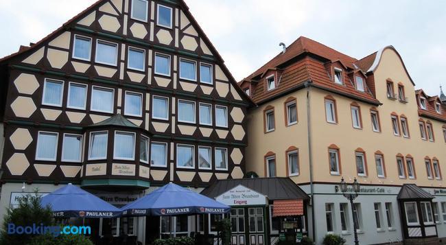 Zum Alten Brauhaus - Hofgeismar - 建築