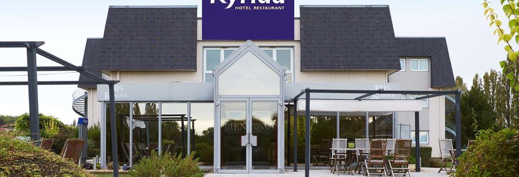Kyriad - Deauville St Arnoult - 多維爾 - 建築