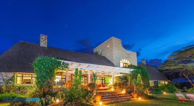 Ololo Safari Lodge - 內羅畢 - 建築
