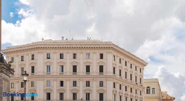 Glam Sm Maggiore Guest House - 羅馬 - 建築