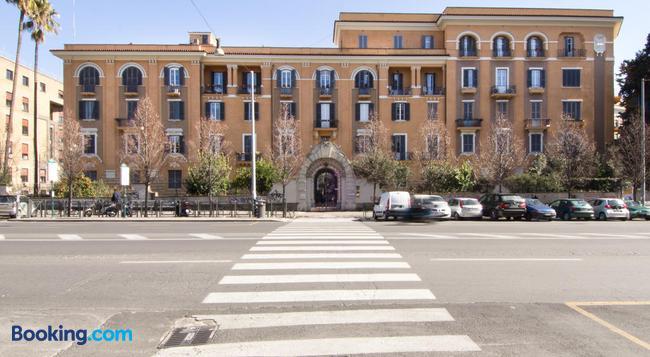 Alex Place - 羅馬 - 建築