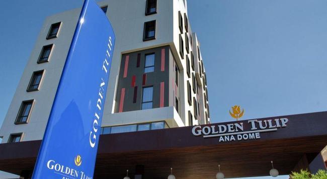 Golden Tulip Ana Dome - 克盧日-納波卡 - 建築