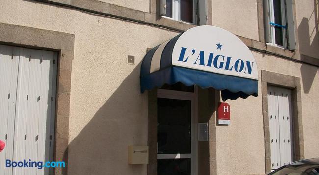 Hotel l'Aiglon - 里摩日 - 建築
