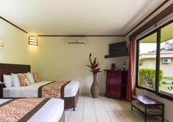 阿雷納火山酒店 - La Fortuna - 臥室