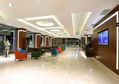 卡斯亞卡貝斯特韋斯特PREMIER酒店 - 伊茲密爾 - 大廳