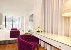 里約亞馬遜酒店 - 基多 - 臥室