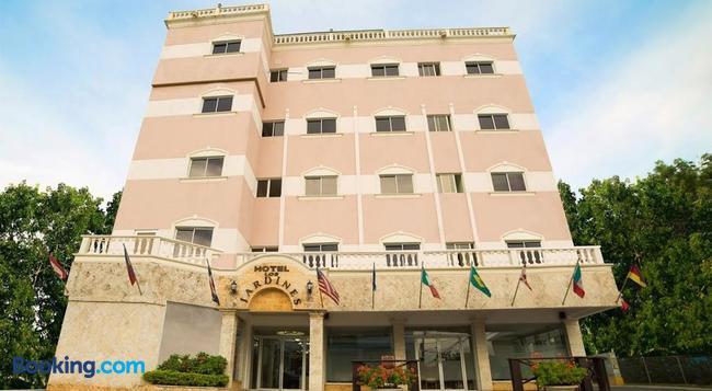 Hotel Los Jardines - Santiago de los Caballeros - 建築
