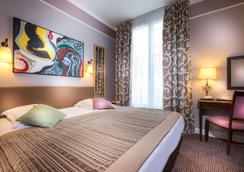 樹林香榭麗舍酒店 - 巴黎 - 臥室