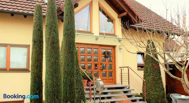 Gästehaus Kril - 拉斯特 - 建築