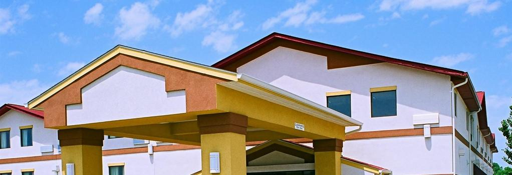 America's Best Value Inn St. Louis South - 聖路易斯 - 建築