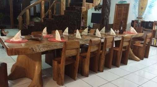 卡薩納圖拉加拉帕戈斯旅館 - Puerto Ayora - 餐廳
