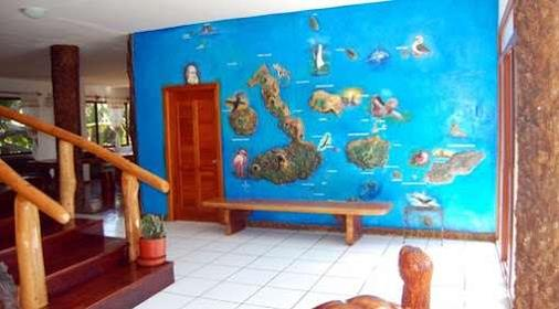卡薩納圖拉加拉帕戈斯旅館 - Puerto Ayora - 大廳