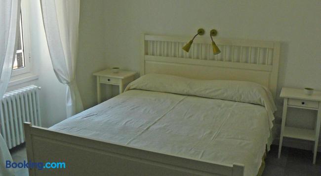 B&b Il Sampietrino Dei Cavalleggeri - 羅馬 - 臥室