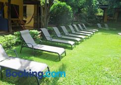 馬孔多別墅 - Tamarindo - 游泳池
